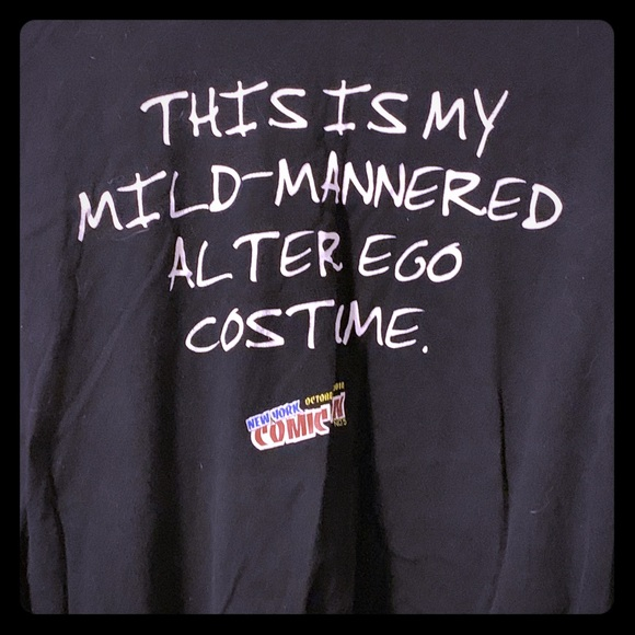 """Other - New York Comic Con 2010 """"Alter Ego"""" T-Shirt, 3XL"""